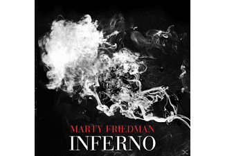Marty Friedman - Inferno - (Vinyl)