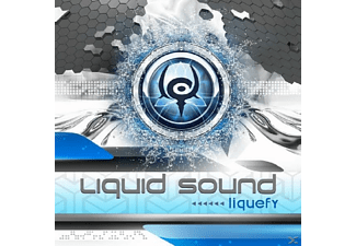 Liquid Sound - Liquefy - (CD)
