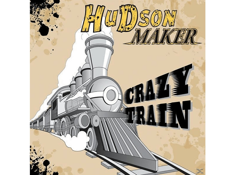 Hudson Maker - Crazy Train [CD]