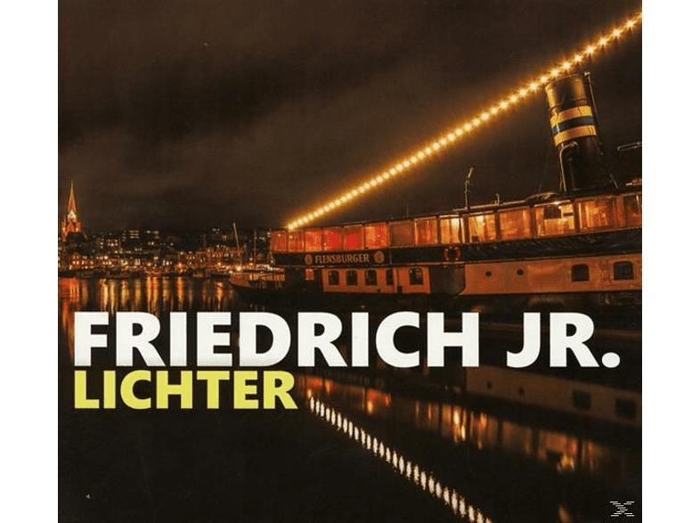 Friedrich Jr. - Lichter [Maxi Single CD]