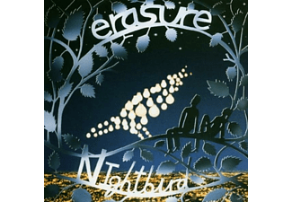 Erasure - Nightbird - (CD EXTRA/Enhanced)