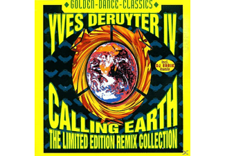 Yves Deruyter - Calling Earth  97 Remixes - (Maxi Single CD)
