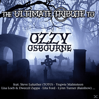 VARIOUS - The Ultimate Tribute To Ozzy Osbourne [CD]