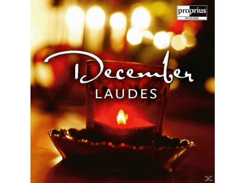 Hannah Holgersson - December Laudes [CD]