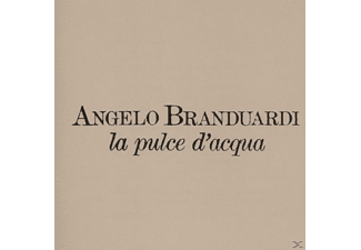 Angelo Branduardi - La Pulce D'acqua - (CD)