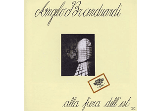 Angelo Branduardi - Alla Fiera Dell'Est - (CD)