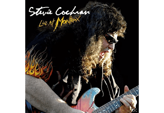 Stevie Cochran - Live At Montreux - (CD)