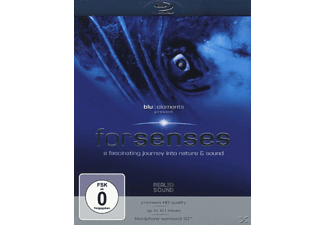 Blu::elements Project - Forsenses - A Fascinating Journey Into Nature & Sound - (Blu-ray)