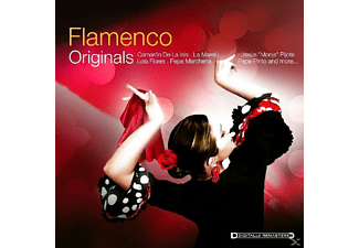 VARIOUS - Flamenco Originals - (CD)