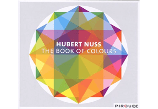 Hubert Nuss - Book Of Colours - (CD)