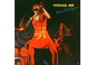 Vinegar Joe - Rock'n'Roll Gypsies - (CD)