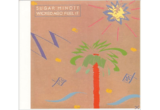 Sugar Minott - WICKED AGO FEEL IT - (Vinyl)