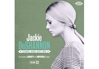 Jackie DeShannon - The Complete Liberty And Imperia Singles Volume 2 - (CD)