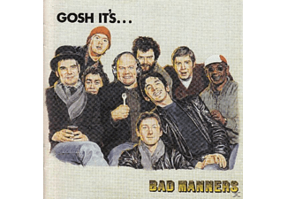 Bad Manners - Gosh (Expanded Edition) - (CD)