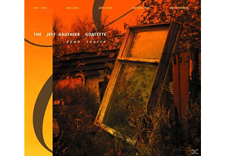 Jeff & The Goatette Gauthier - Open Source - (CD)