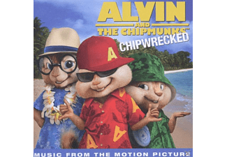 OST/Alvin And The Chipmunks - Chipwrecked - (CD)