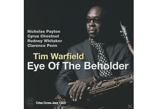 Tim Warfield - Eye Of The Beholder - (CD)