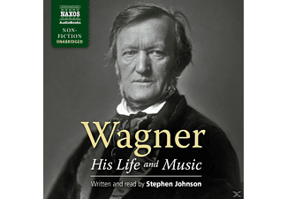 Wagner-His Life and Music - 7 CD - Hörbuch