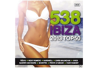 VARIOUS - Ibiza Top 50 2013 - (CD)