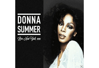 Donna Summer - Live In New York 1999 - (CD)