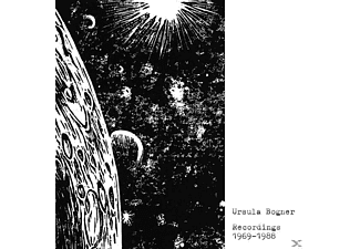 Ursula Bogner - Recordings 1969-1988 [CD]