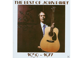 John Fahey - Best Of 1959-1977 - (CD)