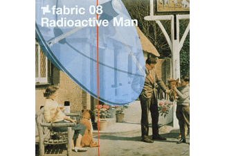VARIOUS, Radioactive Man - Fabric 08 - (CD)