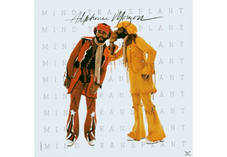 Alphonse Mouzon - MIND TRANSPLANT - (CD)