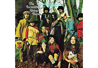 The Incredible String Band - Hangman's Beautiful Daughter [CD]