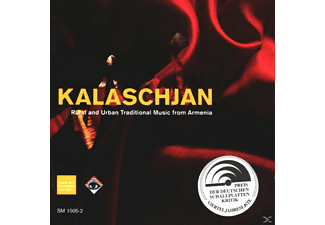 VARIOUS - Kalaschjan:Rural And Urban Traditional M - (CD)