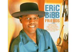 Eric Bibb - Friends - (CD)