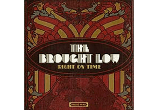 The Brought Low - Right on Time - (CD)