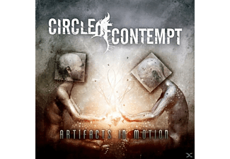 Circle Of Contempt - Artifacts In Motion - (CD)