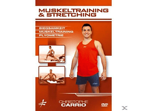 Muskeltraining & Stretching - (DVD)