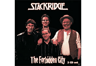 Stackridge - The Forbidden City - (CD)