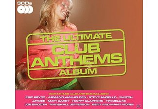 VARIOUS - THE ULTIMATE CLUB ANTHEMS ALBUM - (CD)