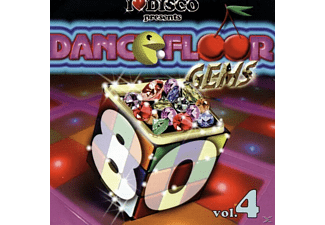 VARIOUS - Dancefloor Gems 80s Vol.4 - (CD)