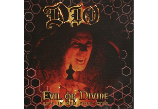 Dio - Evil Or Divine (Live In New York City) - (CD)