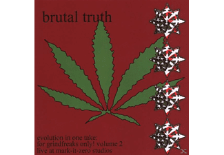 Brutal Truth - Grind Freaks Live Vol.2 - (CD)