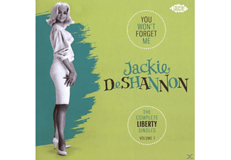 Jackie DeShannon - You Won't Forget Me: The Complete Liberty Singles Vol 1 - (CD)