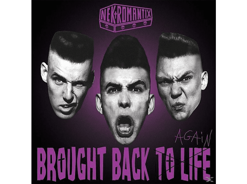 Nekromantix - Brought Back To Life/Reissue [CD EXTRA/Enhanced]