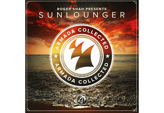 Roger Presents... Sunlounger/shah - Armada Collected - (CD)