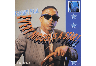 Frankie Paul - Every Nigger Is A Star - (CD)