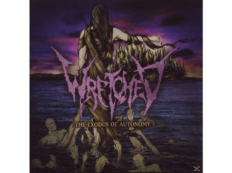 Wretched - The Exodus Of Autonomy [CD]