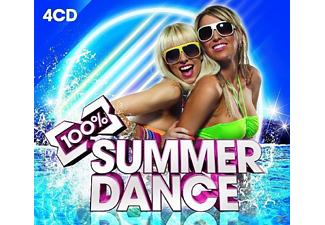 VARIOUS - 100 Percent Summer Dance - (CD)