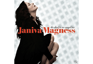 Janiva Magness - The Devil Is An Angel Too - (CD)