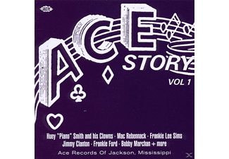 Chuck Carbo His Band - Ace Strory Volume 1 - (CD)