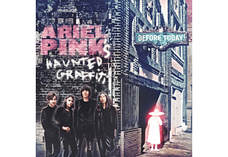 Ariel's Haunted Graffiti Pink - Before Today [CD]