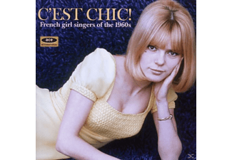 VARIOUS - C'est Chic! French Girl Singers Of The 1960s - (CD)