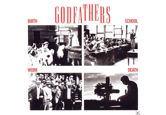 The Godfathers - Birth, School, Work, Death (Expanded) - (CD)